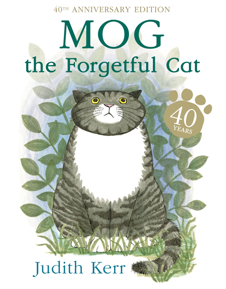 Mog the Forgetful 40th edn