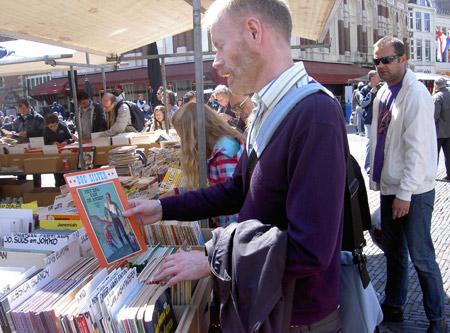 Looking at Dutch comics