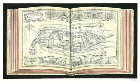 Adam Dant: From the Library of Dr London