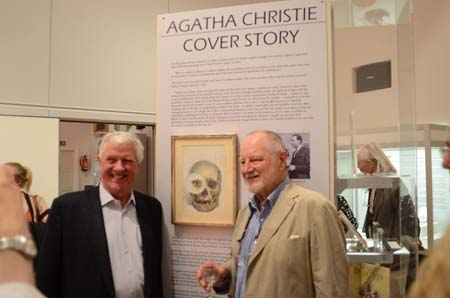 Mathew Pritchard and Tom Adams Private View Torquay Museum