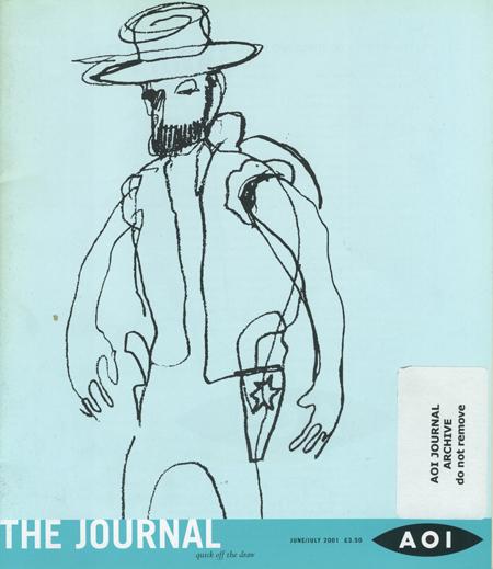 The Journal, June/July 2001 - Illustration Jonathan Davies