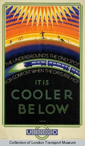 Fredrick Charles Herrick - It is cooler below