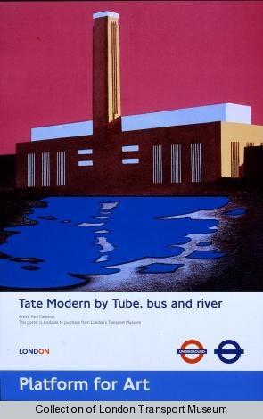 Paul Catherall - 'Tate Modern'