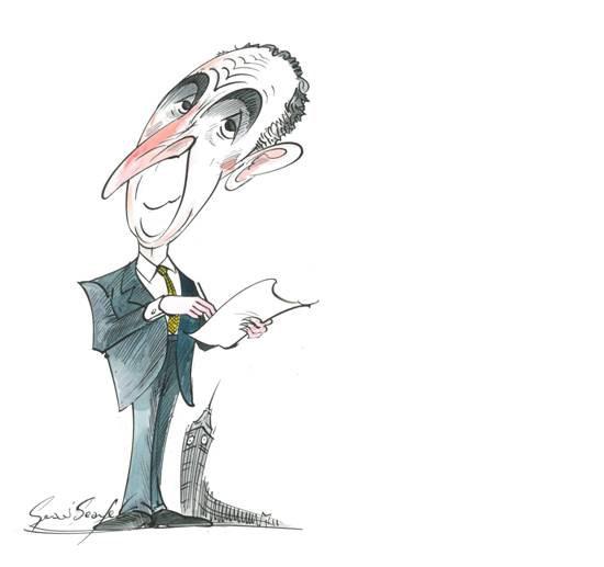 Political cartoons week