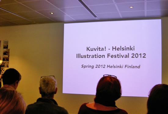Eili-Kaija Kuusniemi from Finland
