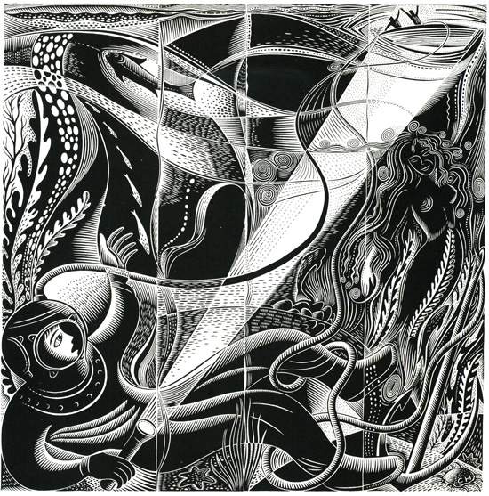 clifford harper mermaid