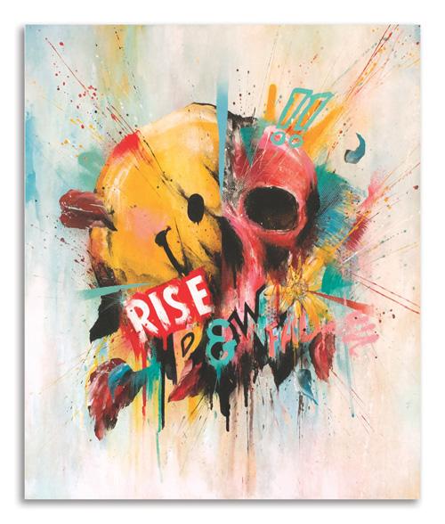 Meggs Rise & Fall
