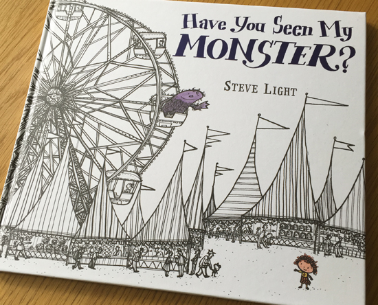 Have you Seen My Monster Front Cover